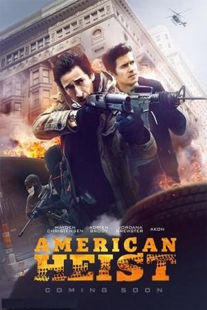 دانلود فیلم سرقت آمریکایی American Heist 2014