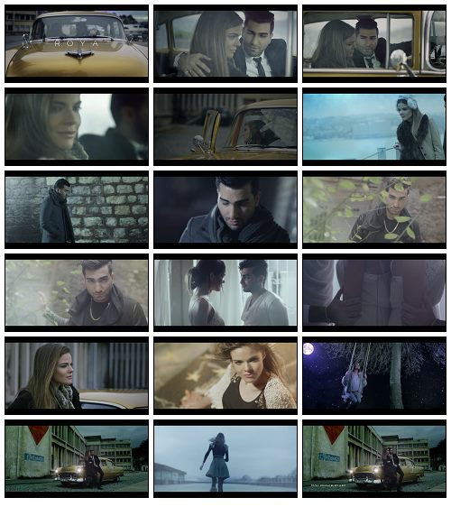دانلود موزیک ویدئوی جدید حسین تهی به نام رویا