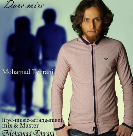 دانلود آهنگ جدید محمد تهرانی به نام داره میره