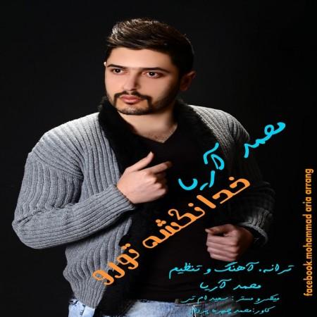 دانلود آهنگ جدید محمد آریا به نام خدا نکشه تو رو