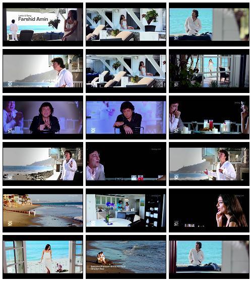 دانلود موزیک ویدئوی جدید فرشید امین به نام مستم من امشب