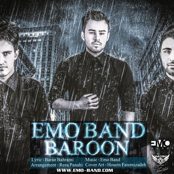 دانلود آهنگ جدید زیبای Emo Band به نام بارون
