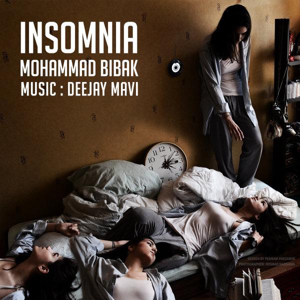 دانلود آهنگ جدید محمد بی باک به نام اینسومنیا