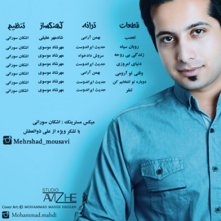Mehrshad Mousavi - Taasob