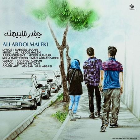 Ali-Abdolmaleki-Cheghadr-Shabihete